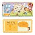 ชุด Slide Cards: What is thus person's job ?