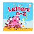 หนังสือสัมผัส : Fun with letters n-z