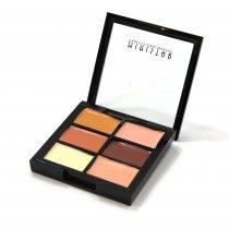 Sasha MINISTAR 3C Palette Conceal Correct Contour, สี: 102