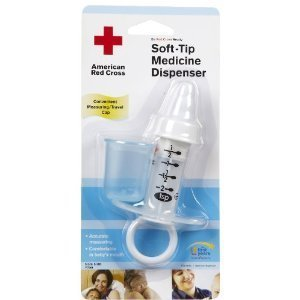 The First Years Soft-Tip Medicine Dsipenser