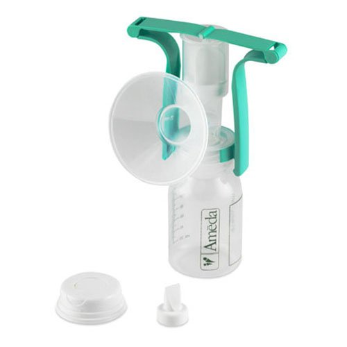 - One hand Breastpump