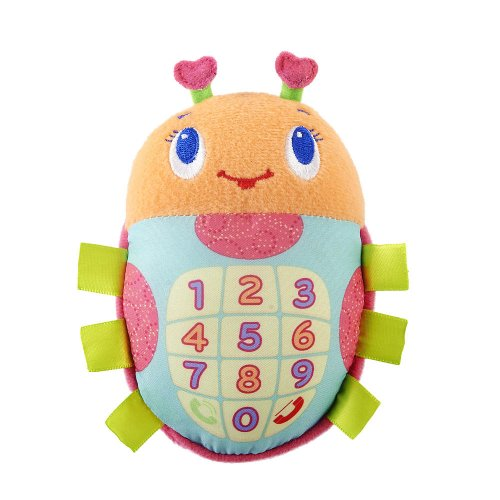"Bright Starts Pretty in Pink ""Bugaboo Phone Friend"""