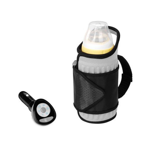 Munchkin Travel Bottle Warmer(Auto Shut-Off)