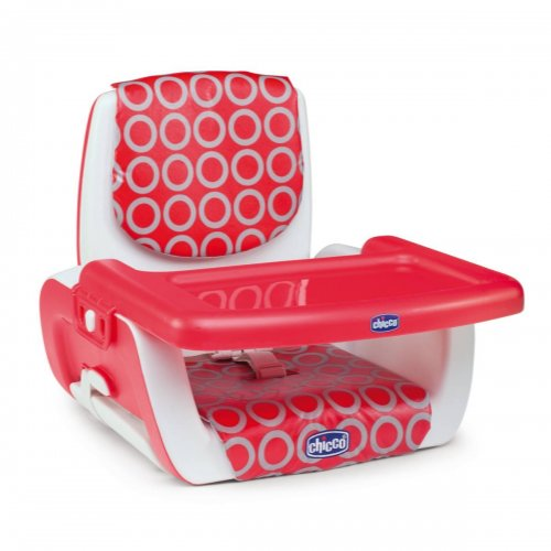 Chicco Mode Booster Seat, สี: Red wave