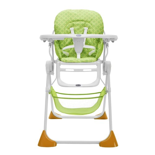Chicco Pocket Lunch Highchair-Red Wave, สี: Jade