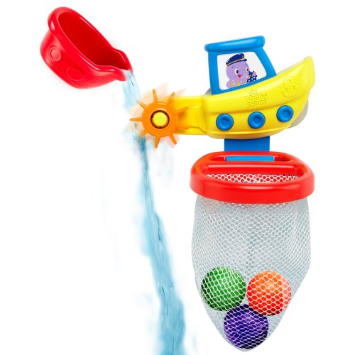 Bright Starts Fishing Fun Tub Boat