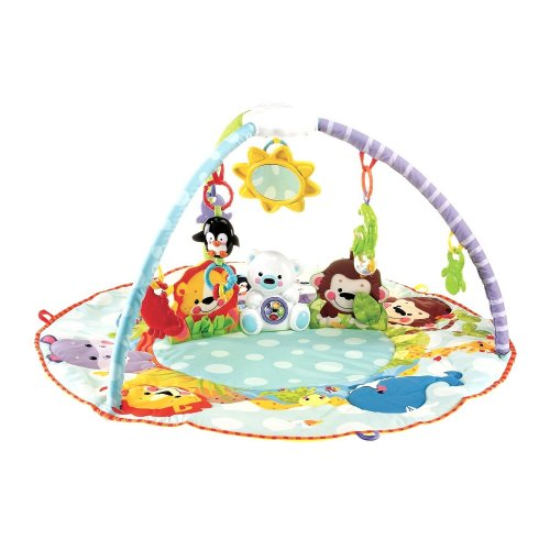 2Kids Precious Planet Deluxe Musical Activity Gym