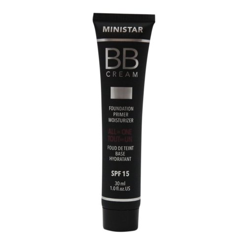 Sasha MINISTAR BB Cream all in one - Foundation, Primer and Moisturizer 30 ml.