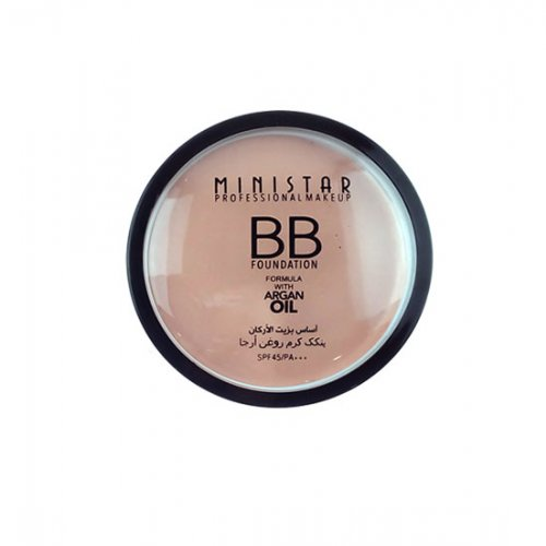 Sasha MINISTAR BB Foundation Cream, รหัส: 104