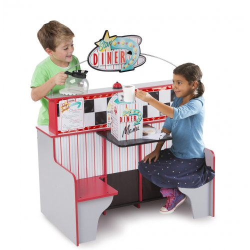 Melissa and Doug Star Diner Set